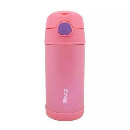 Garrafa Termica Rosa - Clingo