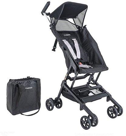 Carrinho de Bebê Kiddo - Nano Black