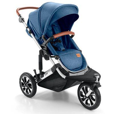 Carrinho de Bebê Litet - Jet Azul