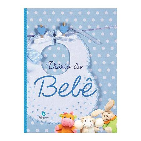 Livro Diário do Bebê Meninos - Culturama