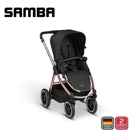 Carrinho de Bebê ABC Design - Samba Diamond Rose Gold