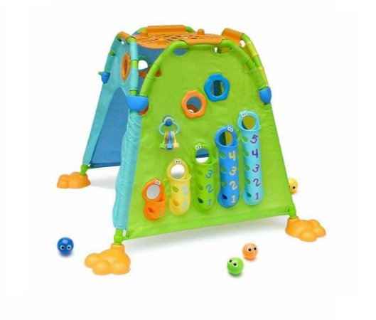 Brinquedo Discovery PlayHouse Cabana - Yookidoo