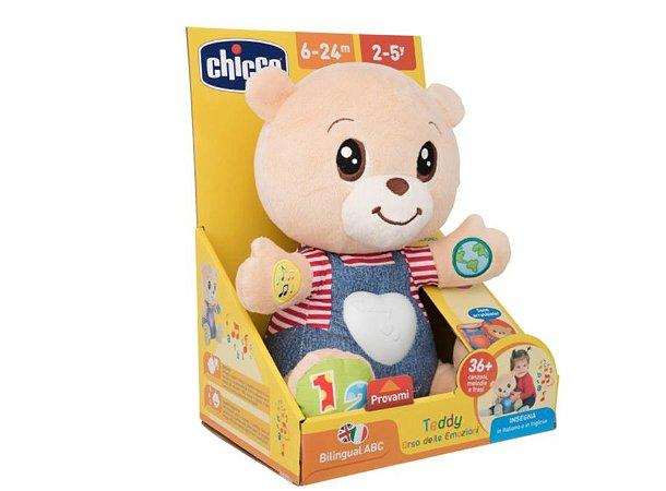 Teddy - O Ursinho das Emoções - Chicco