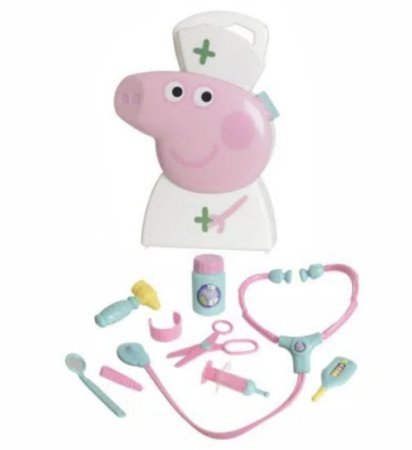Maleta Peppa Pig Médica - Multikids