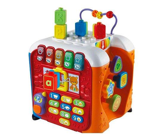 Brinquedo Super Cubo de Descobertas - YesToys