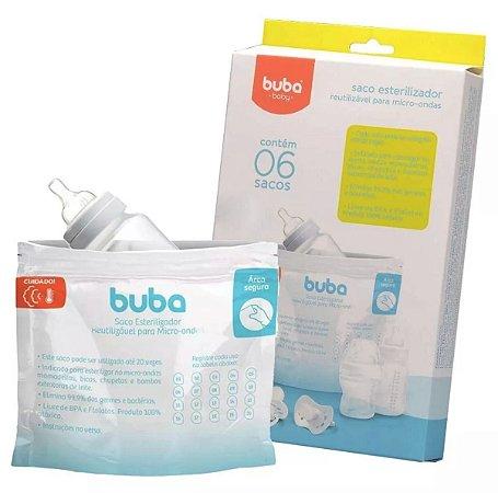 Saco de Esterilizar Reutilizável (6 uni) - Buba