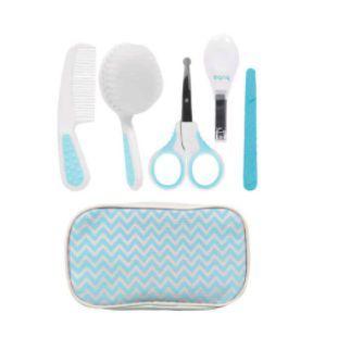 Kit de Cuidados com Estojo - Azul