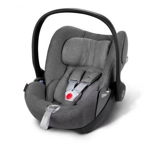 Bebê Conforto Cloud Q Plus Manhatan Grey - Cybex