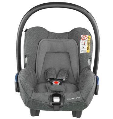 Bebê Conforto Citi c/ Base Sparkling Grey - Maxi Cosi