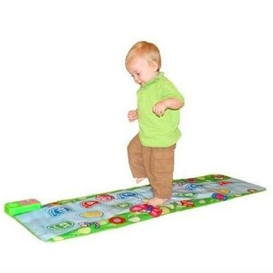Tapete Musical Educativo Para Andar Jolly Jumper