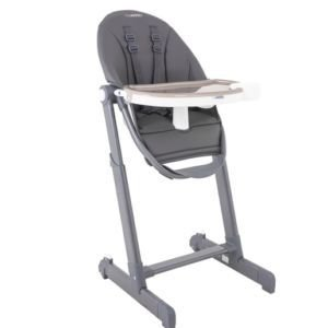 Cadeira de Alimentação Enjoy - Kiddo (Cinza)