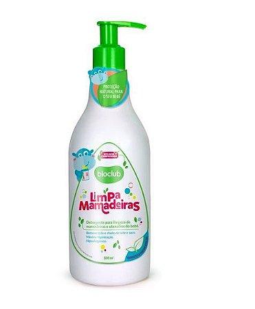 Detergente Orgânico para Mamadeiras 500ml - Bioclub