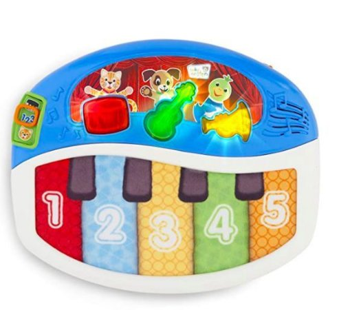 Discover & Play Piano- Musical Toy