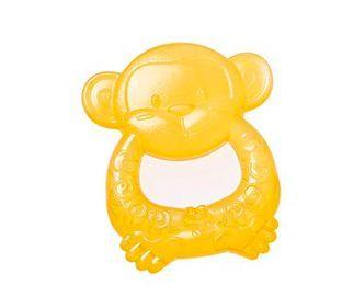 Mordedor com Água Zoo Amarelo  -Girotondo Baby