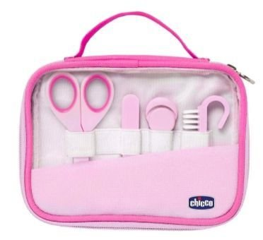 Kit Manicure Chicco - Rosa