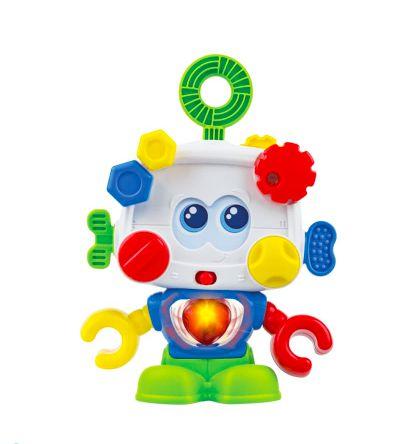 Robot com Super Atividades