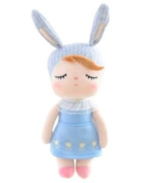Mini Metoo Doll Angela Jardineira Azul