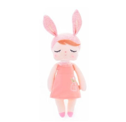 Mini Metoo Doll Angela Jardineira Salmão