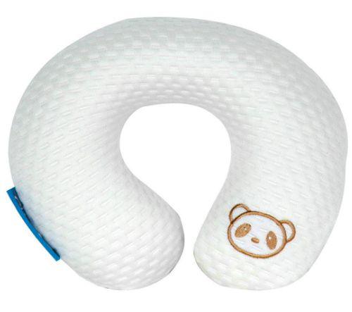 Protetor de Pescoço em Memory Foam - Fibra de Bambu
