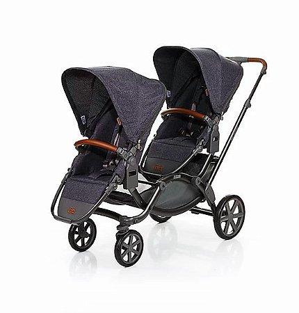 Carrinho de Bebê ABC Design - Zoom Style Street Gêmeos