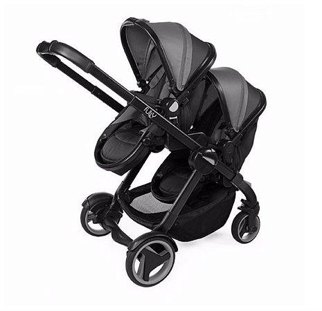 Carrinho de Bebê Chicco - Fully Twin Gemeos