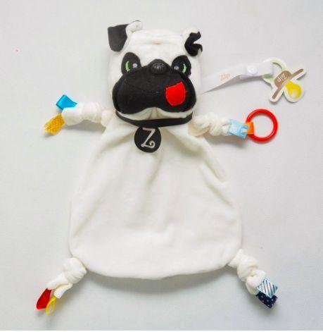 Naninha Prendedor de Chupeta  Pug