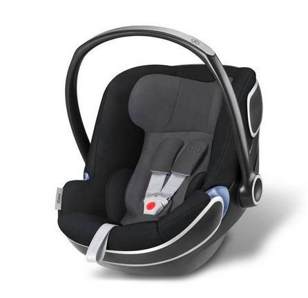Bebê Conforto Idan Monument Black - GB Platinum