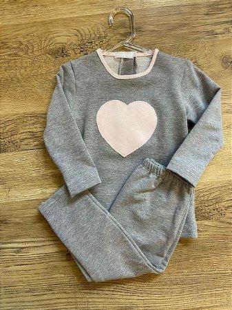 Pijama Infantil - Tamanho 2