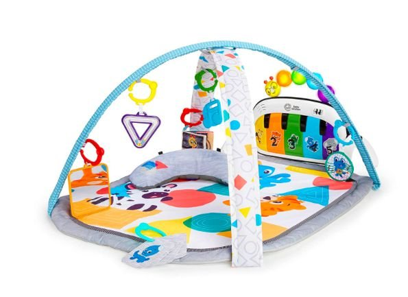 Tapete para academia Baby Einstein 4-em-1 Kickin' Tunes Music Activity