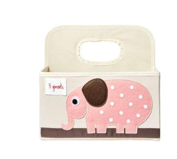 Organizador de Fraldas Elefante