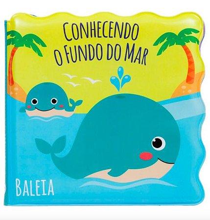Livrinho de Banho  - Conhecendo o fundo do mar - Buba