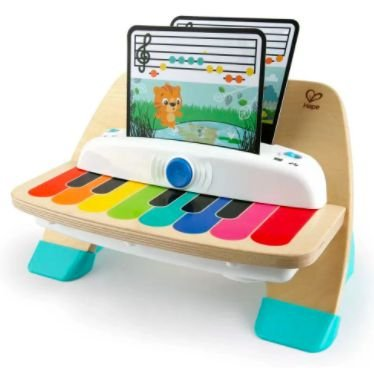 Piano Musical Infantil - Magic Touch - Hape - Baby Einstein