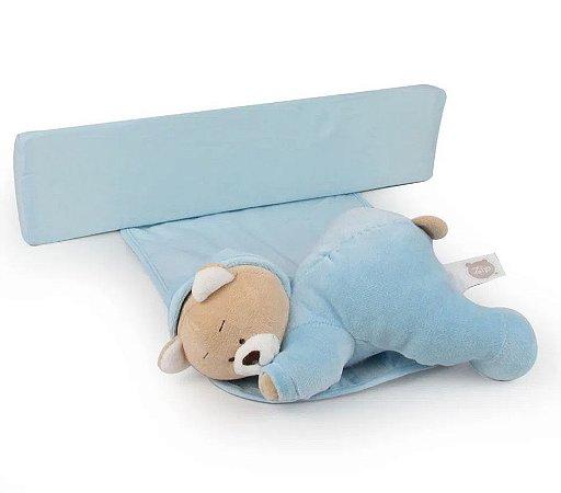 Apoiador de Bebê Azul  - Zip