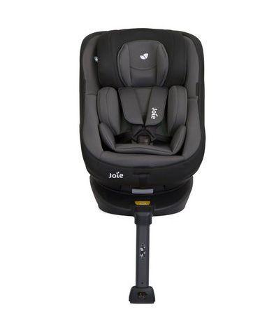 Cadeira Spin 360° Preto/Cinza Ember - Joie