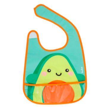 Babador com Bolso Buba Frutti Avocado - Buba