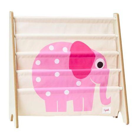 Rack para Livros Elefante- 3 Sprouts