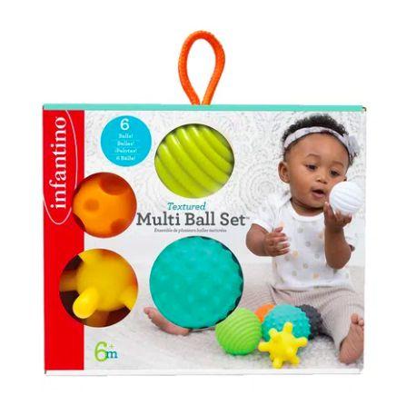Bola de Silicone Texturizada - Infantino