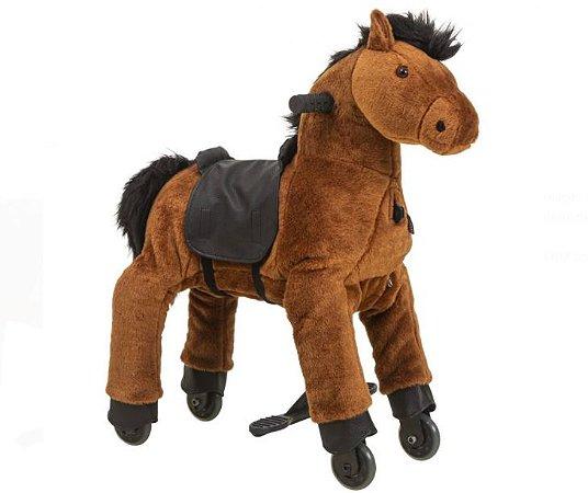 Cavalo Montaria Caramelo - P