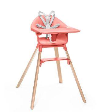 Cadeira Alimentação Clikk Coral Stokke