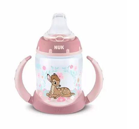 Copo de Treinamento  Nuk First Choice Disney Classic 150 ml Rosa
