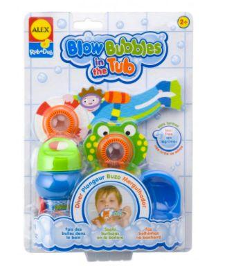 Brinquedos para Banheira Mergulhador - Blow Bubbles in The Tub - Dives