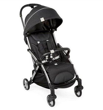 Carrinho de Bebê Chicco - Goody Cool Graphite
