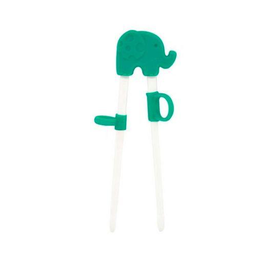 Palitinhos de Treinamento Elefante Verde - Marcus & Marcus