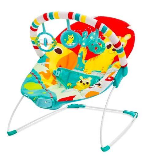Cadeira Carnaval Vermelho Leão