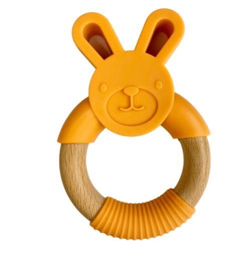 Mordedor Bunny Bunz - Laranja