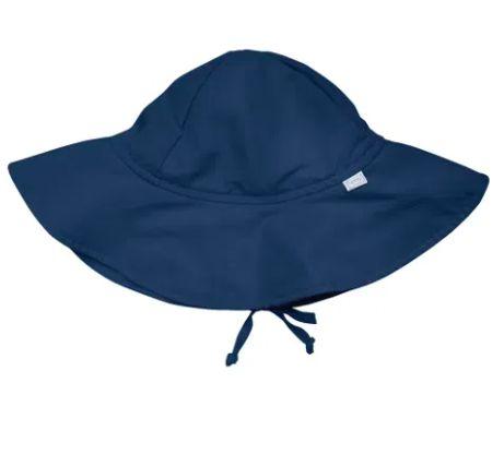 Chapeu de Banho Azul Marinho ( 0-6 Meses) FPS 50+