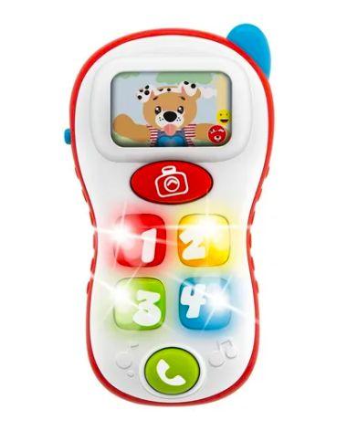 Toy ABC Selfie Phone Bilingue - Chicco