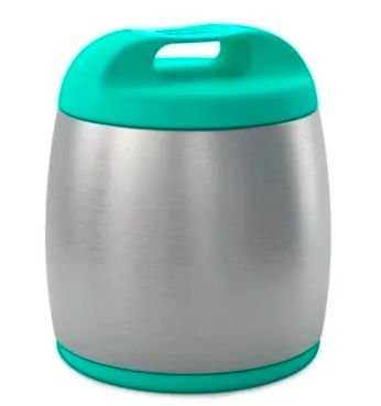 Pote Termico Chicco  Verde 350 ml