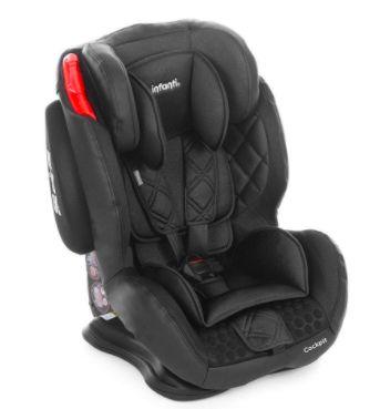Cadeira Cockpit Infanti Carbon