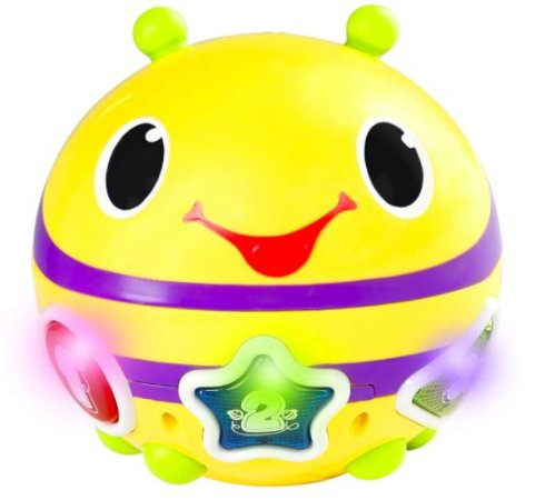 Hab Roll e Chase Bumble Bee - Bright Starts